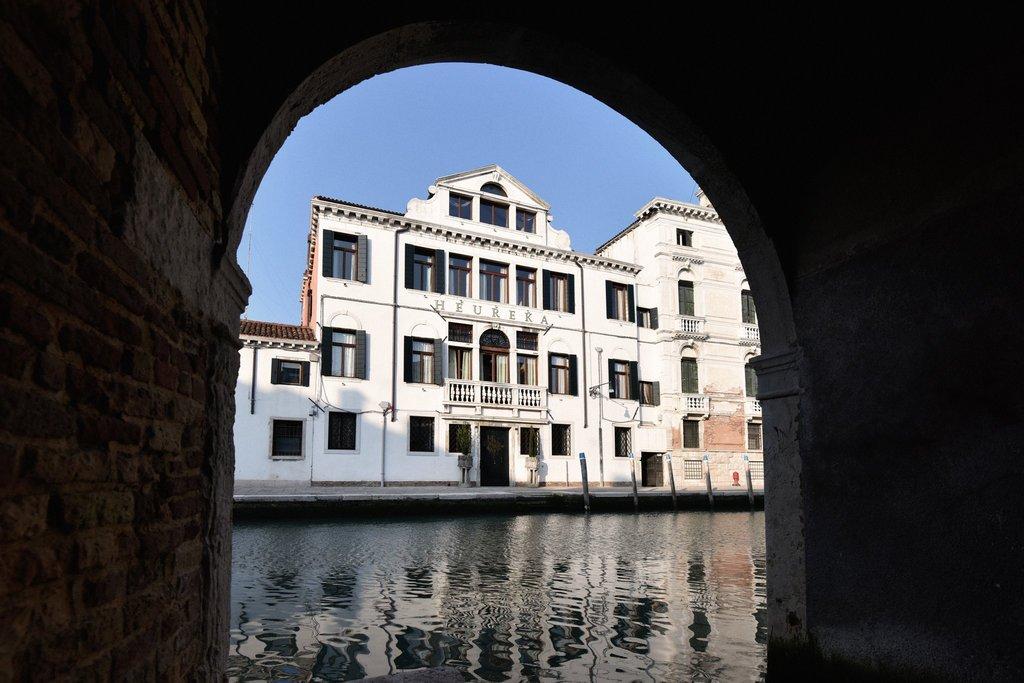Hotel Heureka, Venice Image 3
