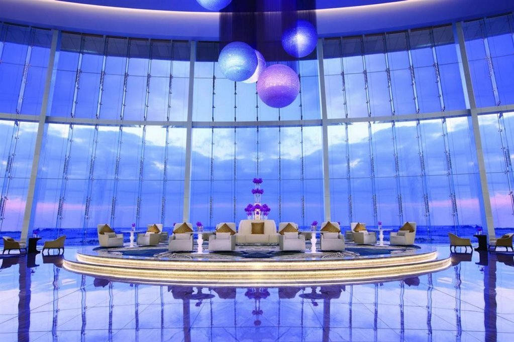 Jumeirah At Etihad Towers Hotel, Abu Dhabi Image 1