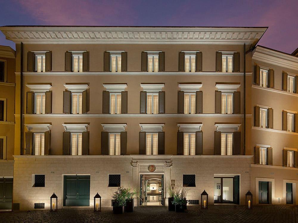 Palazzo Scanderbeg, Rome Image 0
