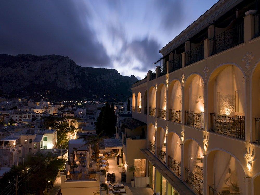 Capri Tiberio Palace, Capri Image 6