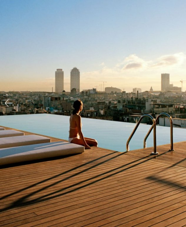 Grand Hotel Central, Barcelona Image 49
