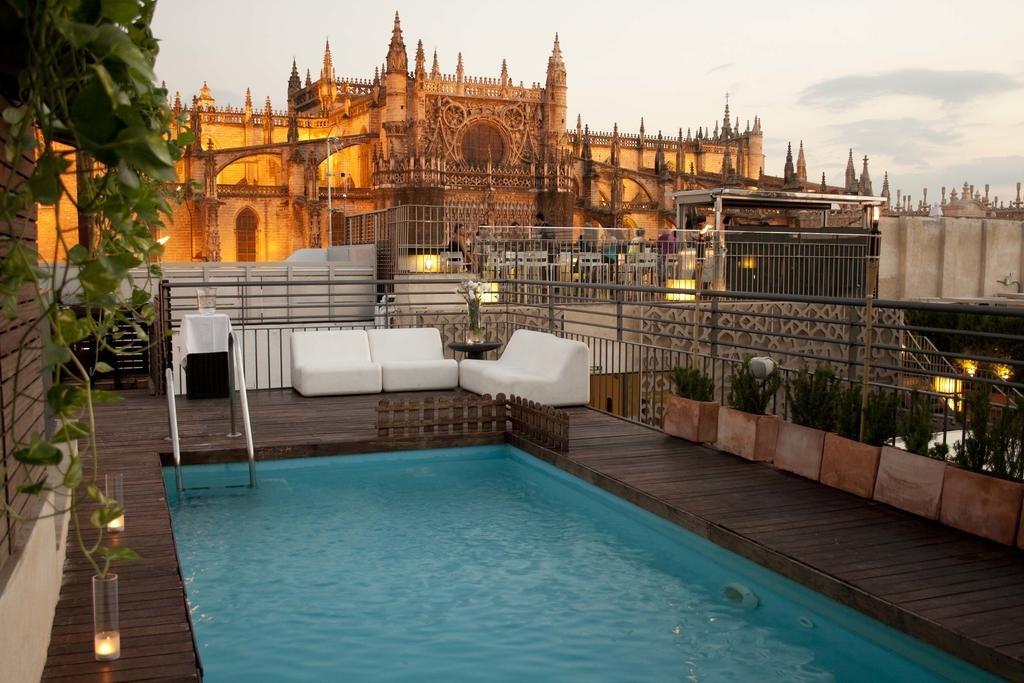 Eme Catedral Hotel, Seville Image 0