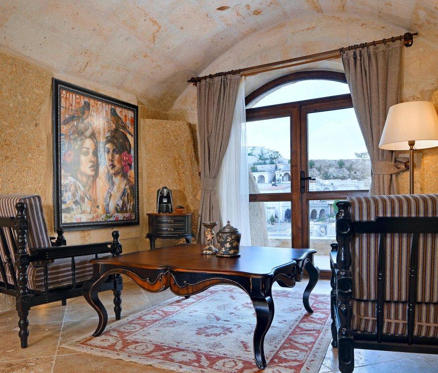 Seraphim Cave Hotel, Mustafapasa Image 7
