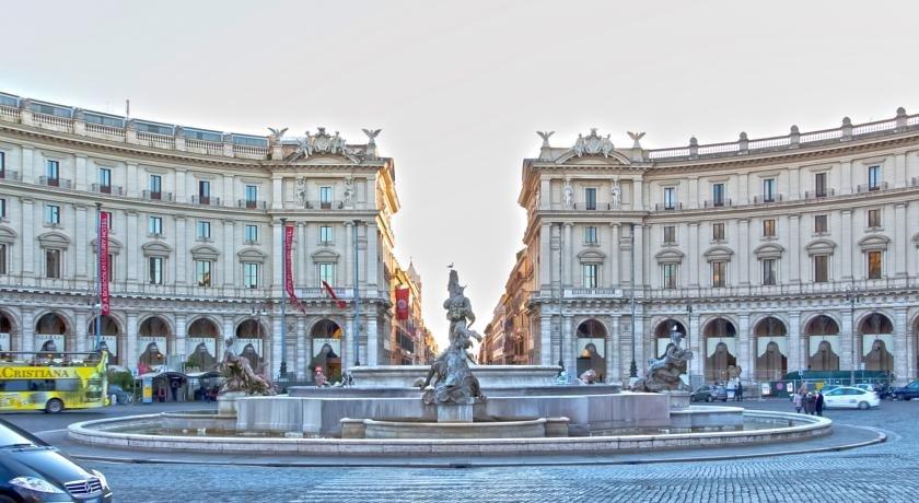 Nh Collection Roma Palazzo Cinquecento, Rome Image 9