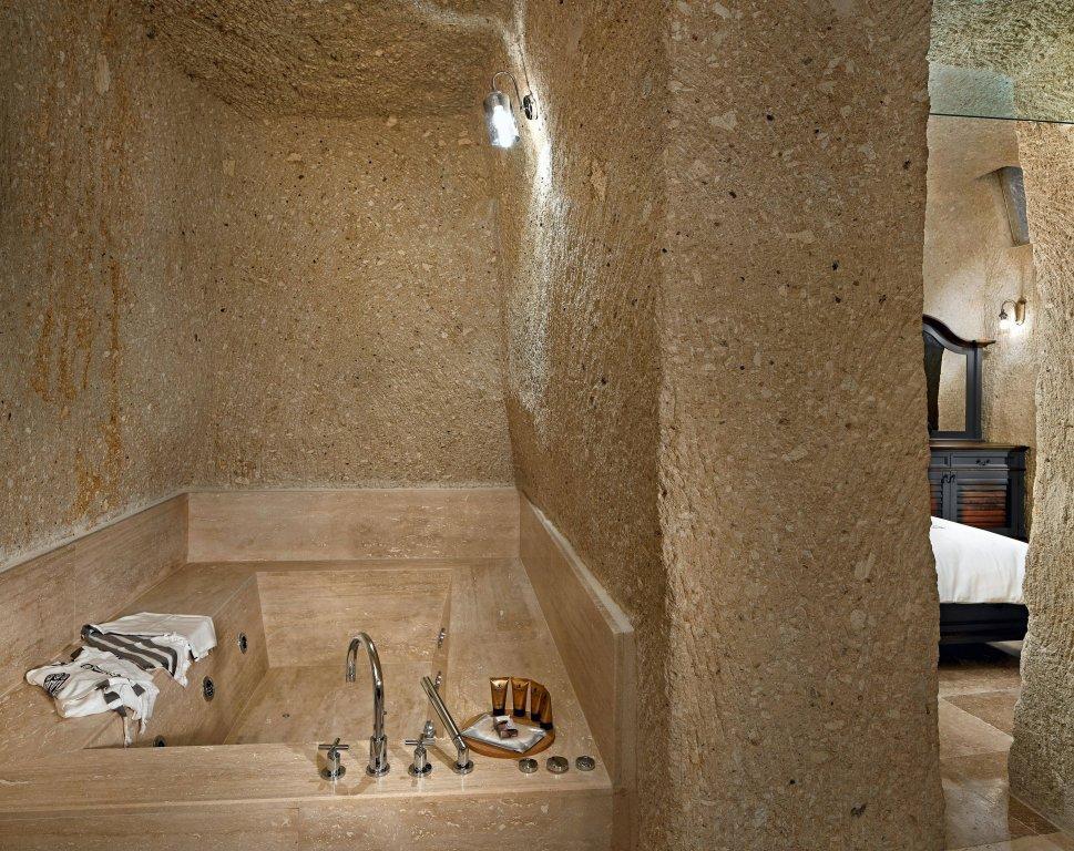 Seraphim Cave Hotel, Mustafapasa Image 20