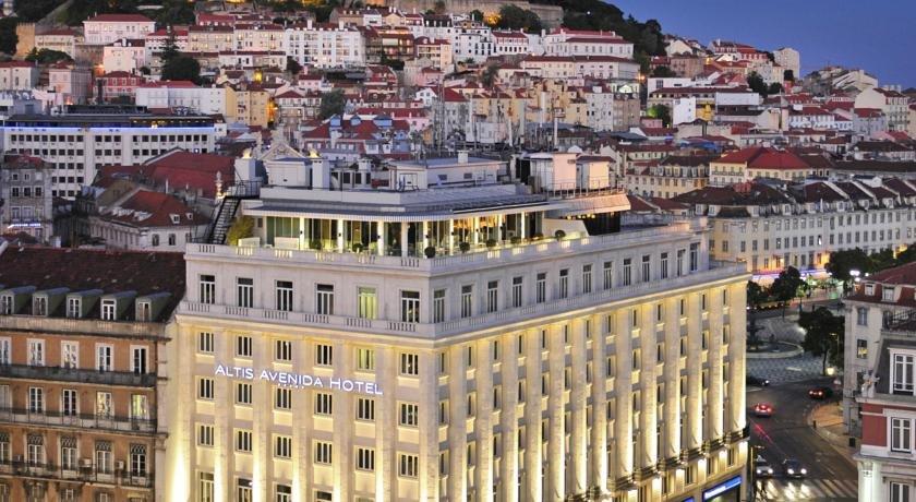 Altis Avenida, Lisbon Image 15