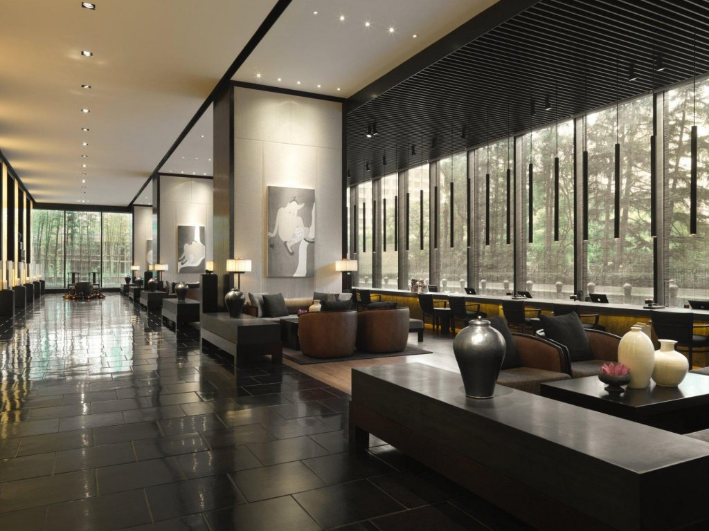 The Puli Hotel And Spa, Shanghai Image 13