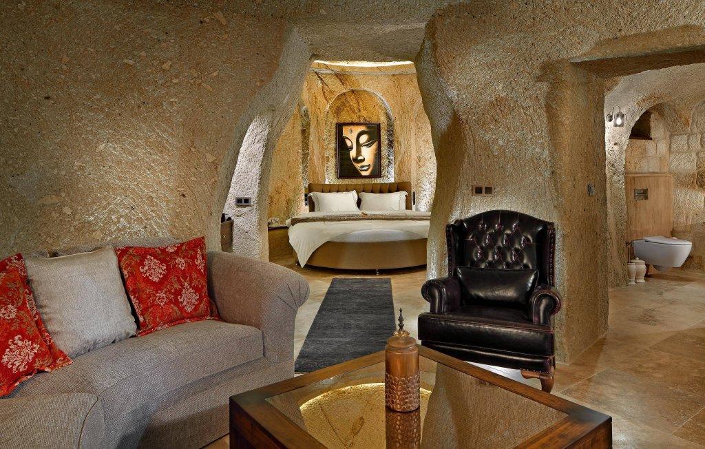 Seraphim Cave Hotel, Mustafapasa Image 12