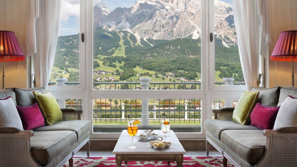Cristallo Hotel, A Luxury Collection Resort & Spa, Cortina D'ampezzo Image 0