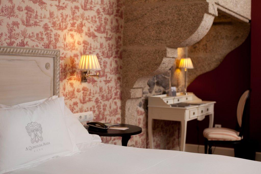 Hotel Spa Relais & Chateaux A Quinta Da Auga, Santiago De Compostela Image 12
