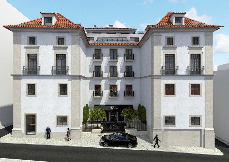 The Lumiares Hotel & Spa, Lisbon Image 4