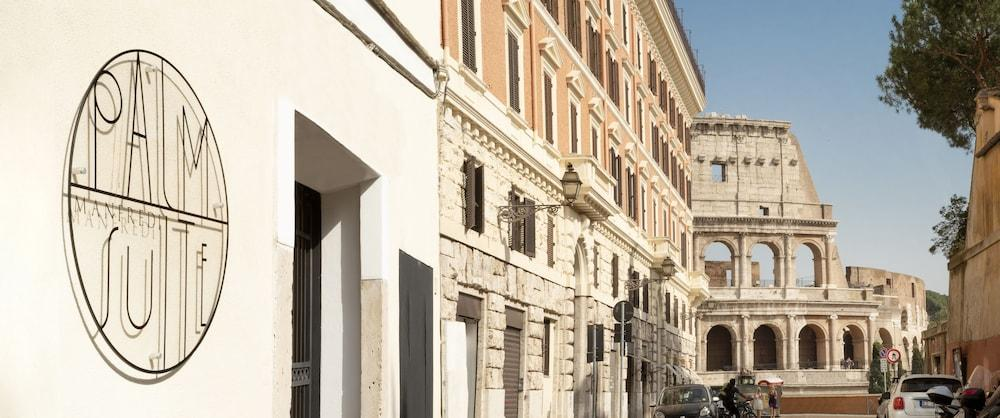Palm Suites - Small Luxury Hotels Of The World, Rome Image 9