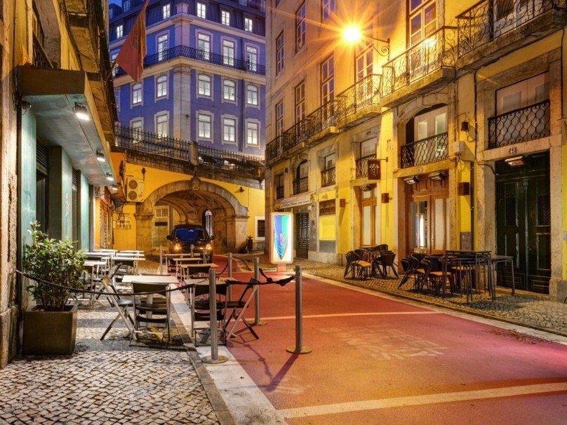 Lx Boutique Hotel, Lisbon Image 16