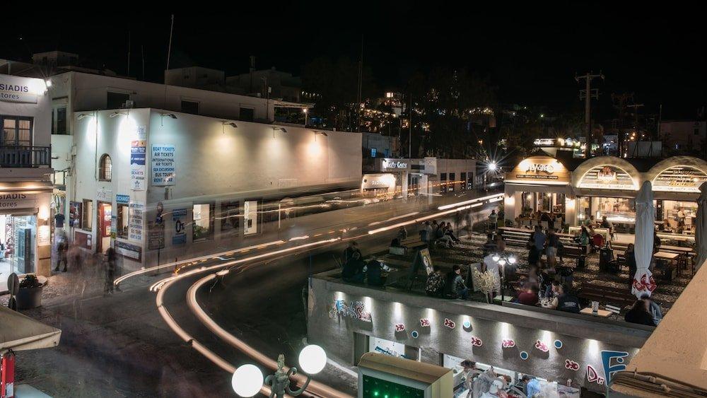Santorini Main Square Image 6