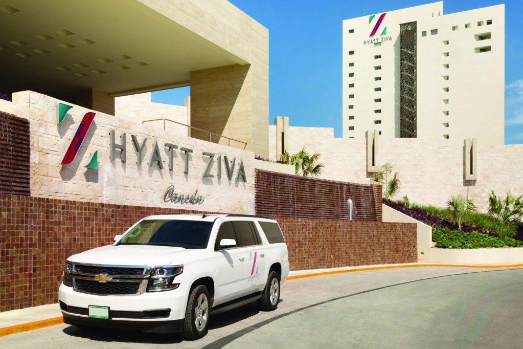 Turquoize At Hyatt Ziva Cancun  Image 36