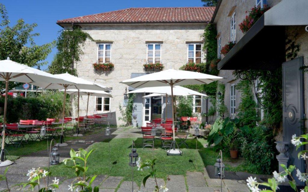 Hotel Spa Relais & Chateaux A Quinta Da Auga, Santiago De Compostela Image 31