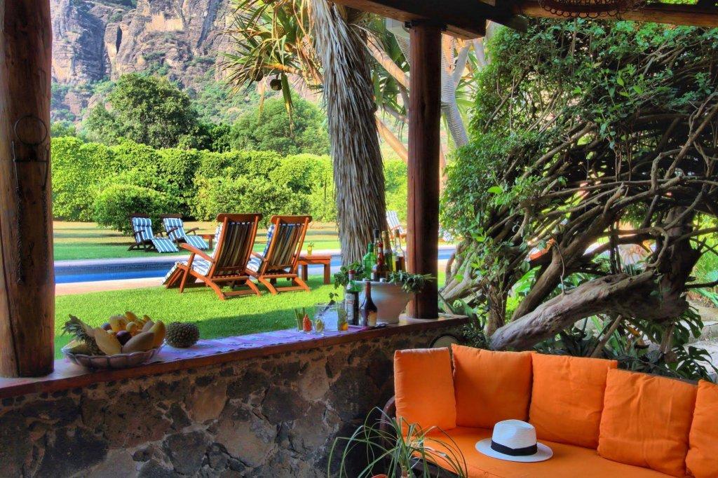 Hotel Amomoxtli,  Tepoztlan Image 28