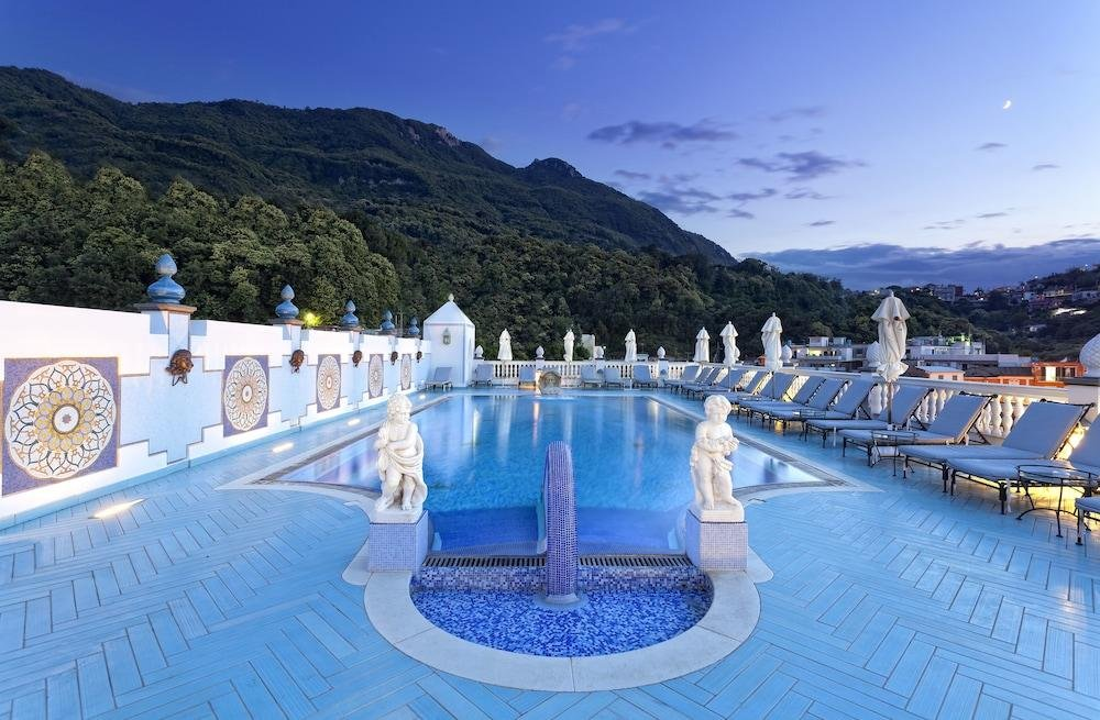 Terme Manzi Hotel & Spa, Casamicciola Terme, Ischia Image 1