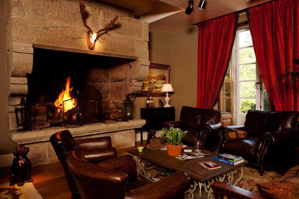 Hotel Spa Relais & Chateaux A Quinta Da Auga, Santiago De Compostela Image 23