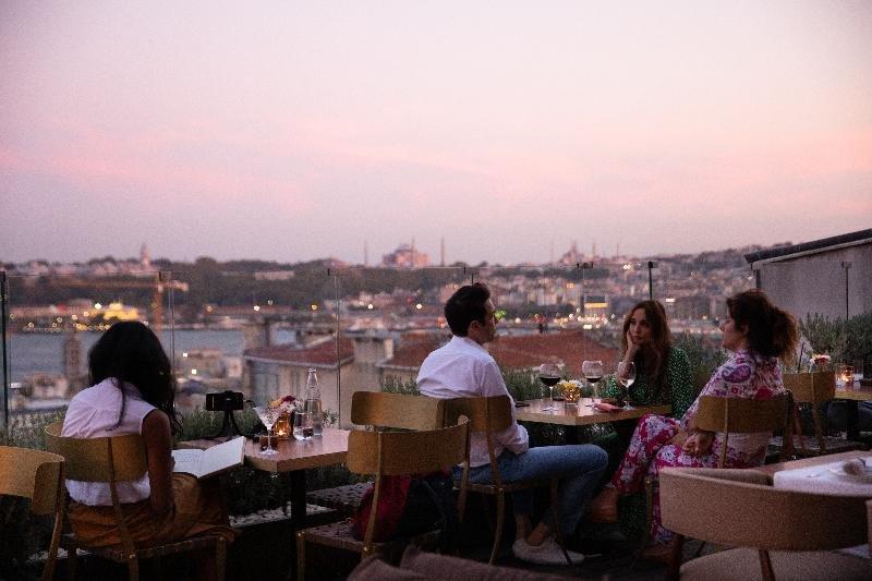 Georges Hotel Galata, Istanbul Image 68