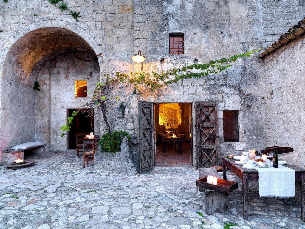 Sextantio Le Grotte Della Civita, Matera Image 0