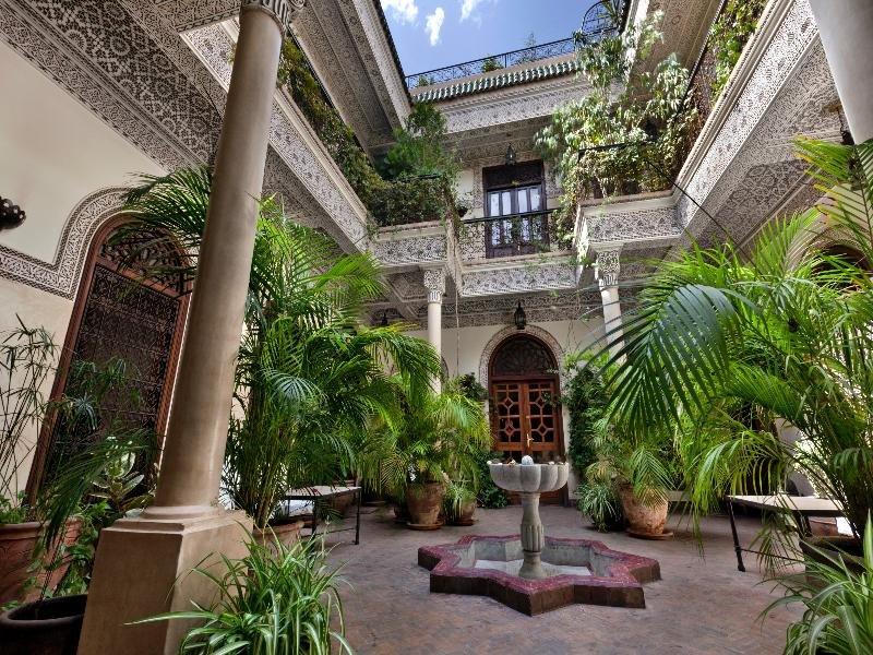 La Villa Des Orangers - Relais & Chateaux, Marrakech Image 11
