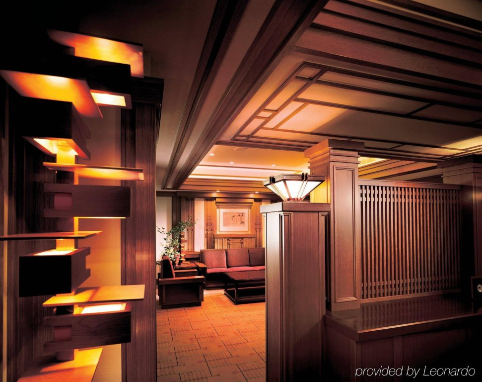 Imperial Hotel, Tokyo Image 1