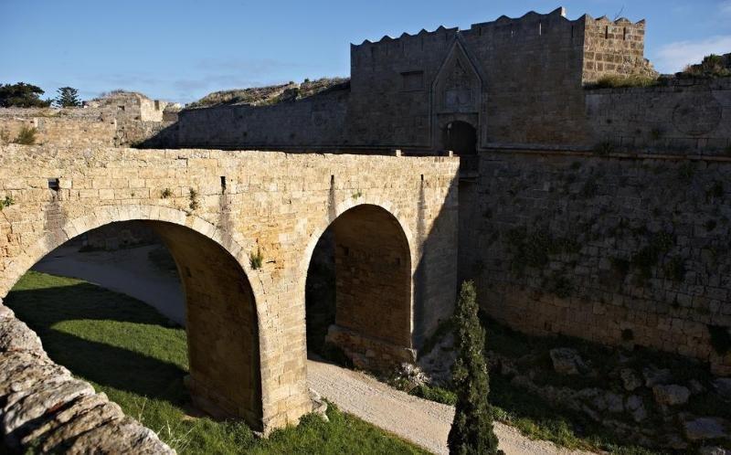 Kokkini Porta Rossa, Rhodes Town Image 21
