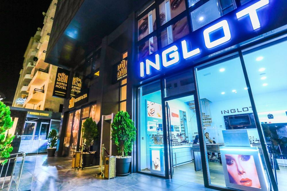 Sbn Suite Hôtel, Tangier Image 40