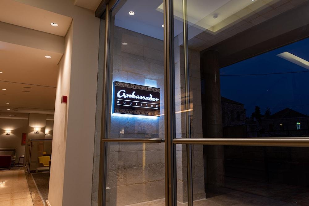 Ambassador Boutique Hotel, Jerusalem Image 16