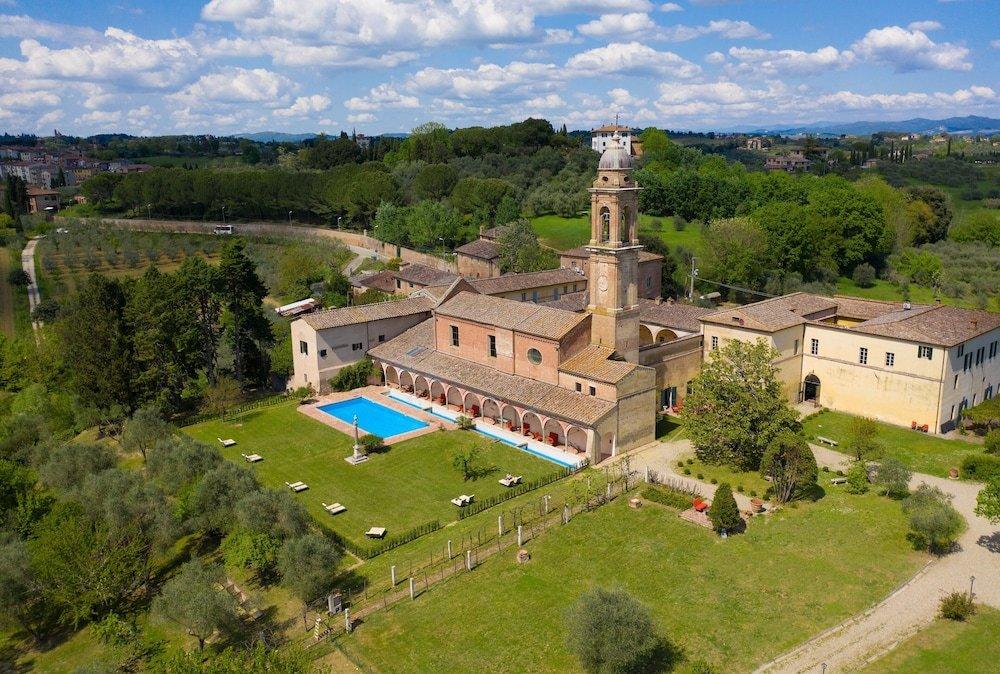 Hotel Certosa Di Maggiano, Siena Image 0