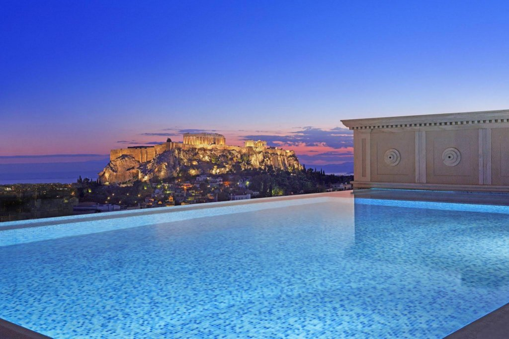 King George, A Luxury Collection Hotel, Athens Image 0
