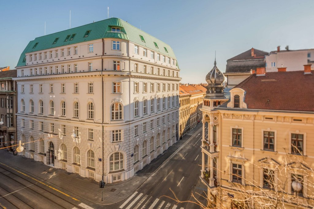 Amadria Park Hotel Capital, Zagreb Image 9