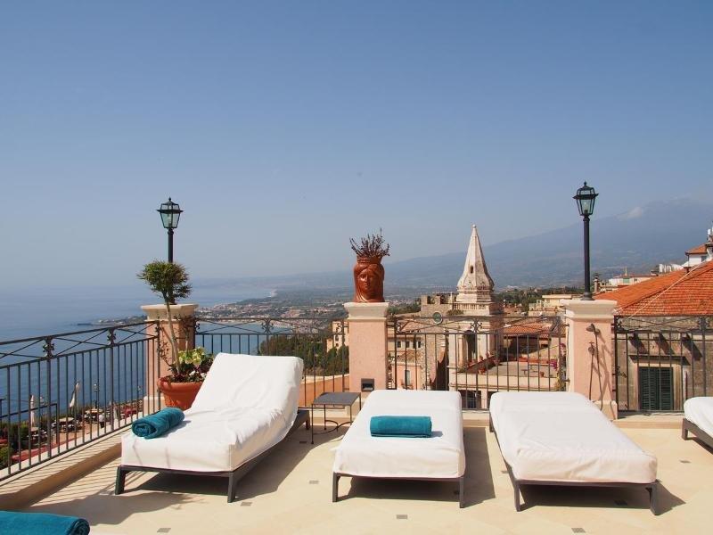Casa Turchetti, Taormina Image 1