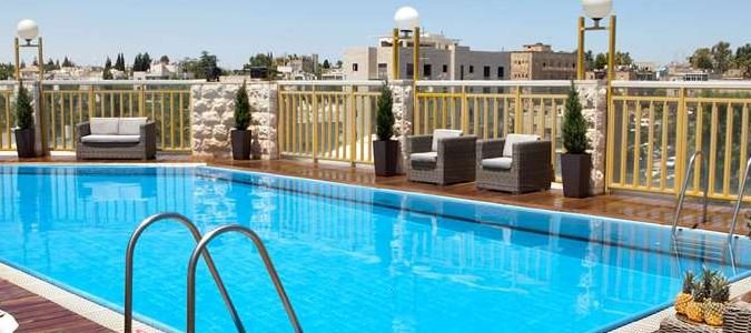 Dan Panorama Jerusalem Hotel Image 27