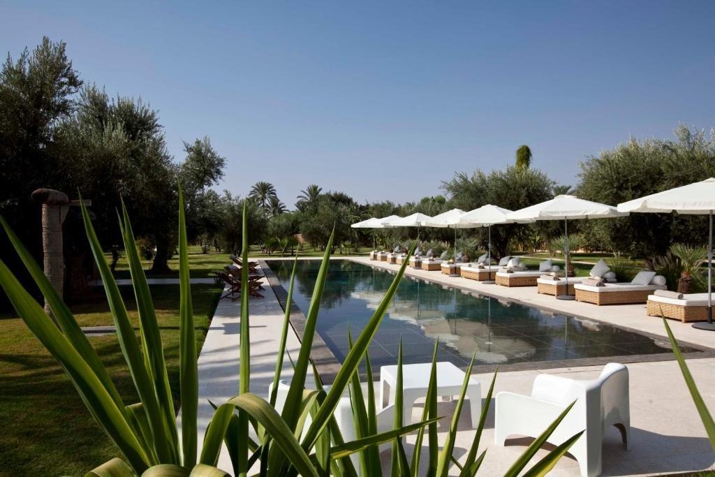 Hotel Les Cinq Djellabas, Marrakech Image 14