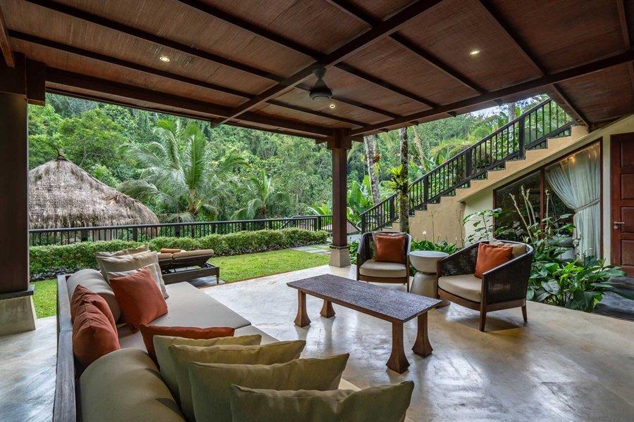 Hanging Gardens Of Bali, Gianyar, Bali Image 0
