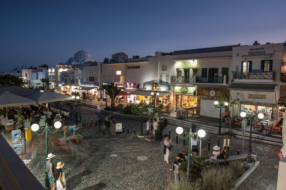Santorini Main Square Image 7