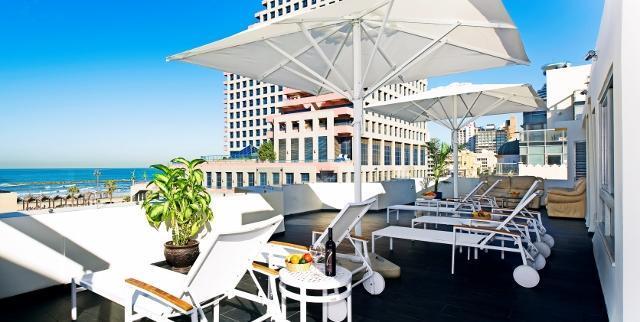 Bell Boutique Hotel&spa, Tel Aviv Image 7