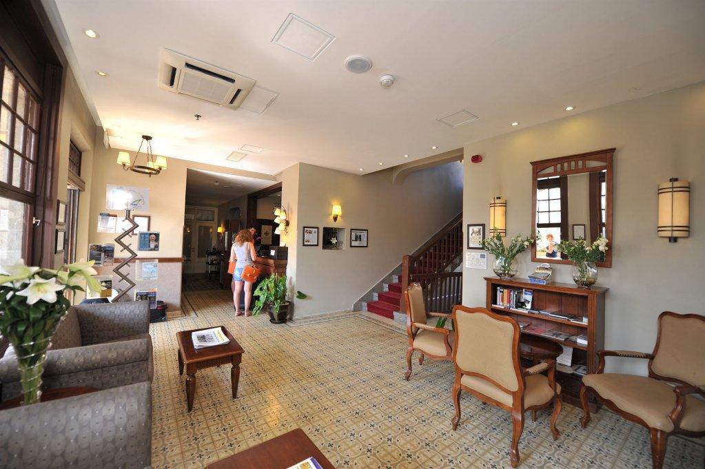 Colony Hotel Haifa Image 2