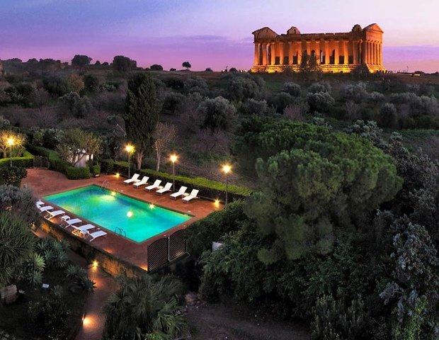 Villa Athena Hotel, Agrigento Image 0