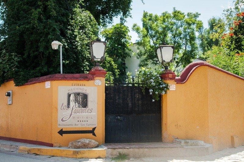 Hotel Hacienda Los Laureles, Oaxaca Image 18