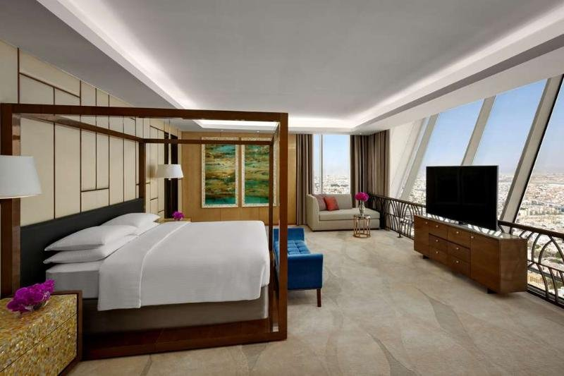 Hyatt Regency Riyadh Olaya Image 8