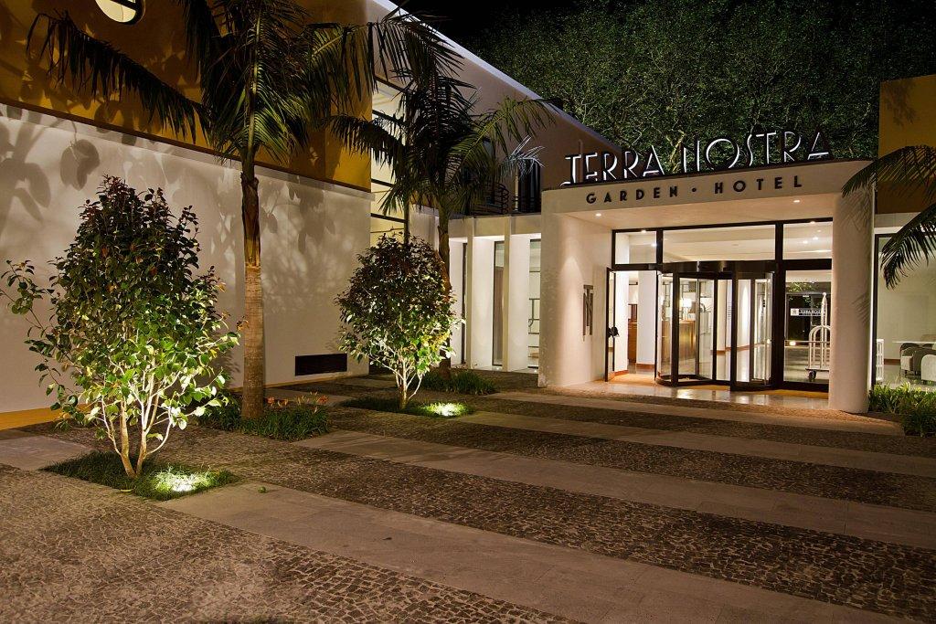 Terra Nostra Garden Hotel, Furnas, Sao Miguel, Azores Image 0