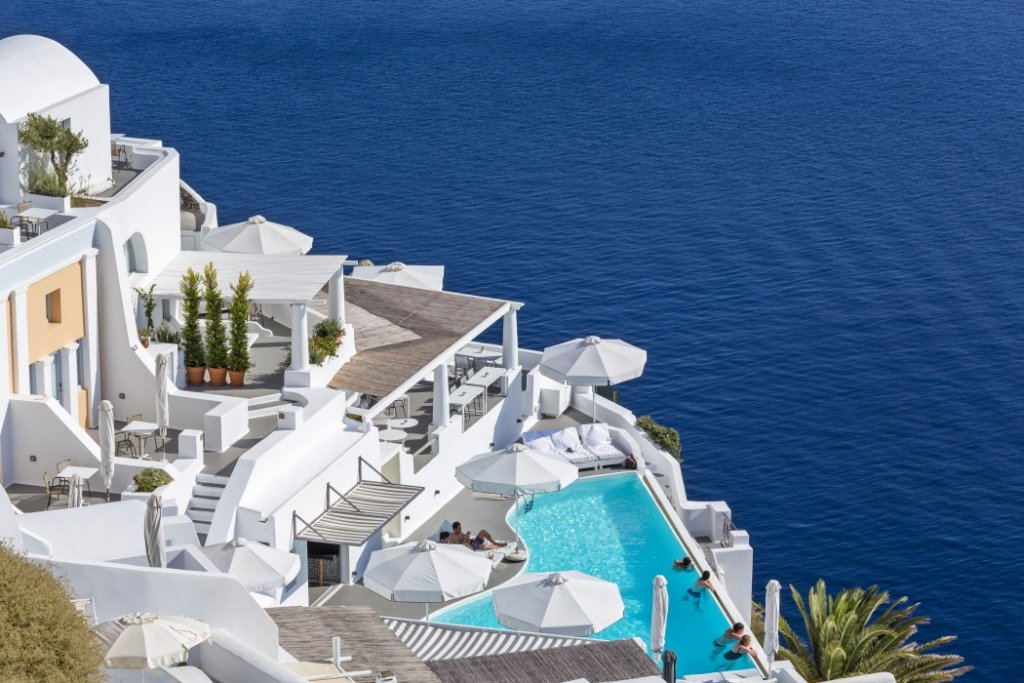 Katikies Hotel, Santorini Image 0