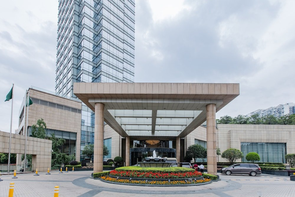Shangri-la Hotel Chengdu Image 16