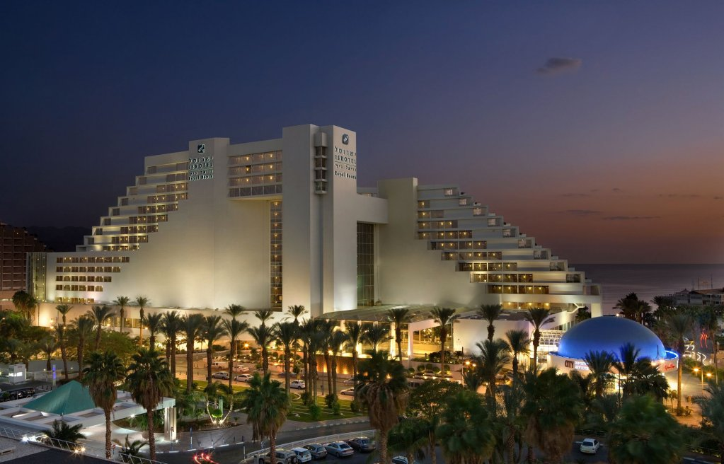 Royal Beach Hotel By Isrotel Exclusive Collection Eilat Image 3