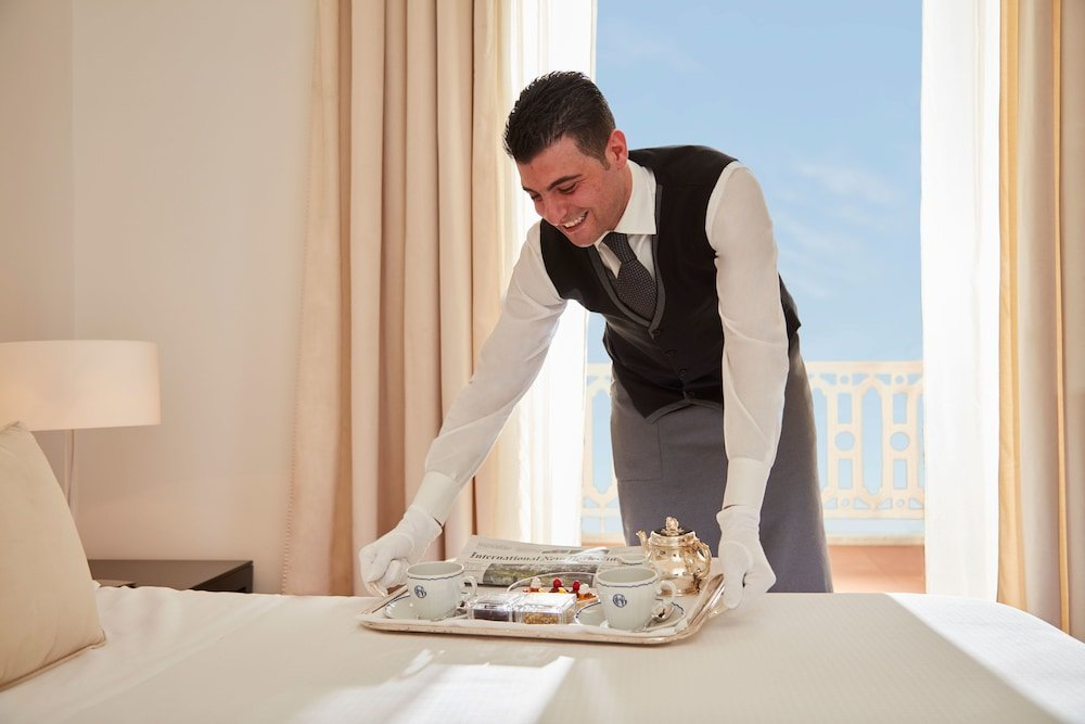 Grand Hotel Excelsior Vittoria, Sorrento Image 41