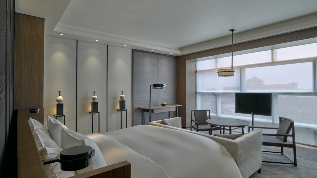The Puxuan Hotel And Spa, Beijing Image 2