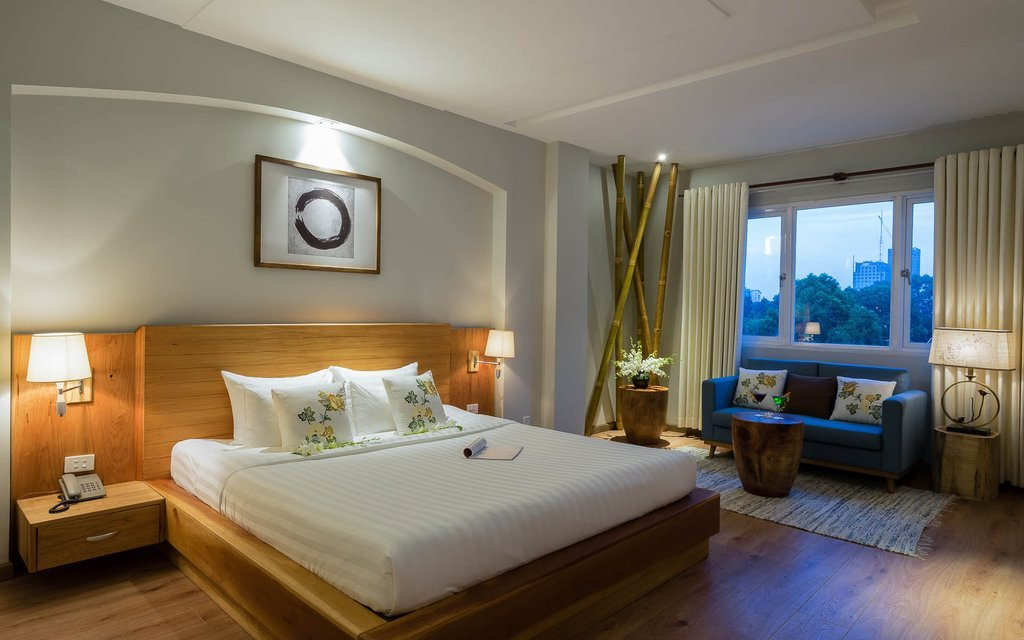 Silverland Yen Hotel, Ho Chi Minh City Image 10